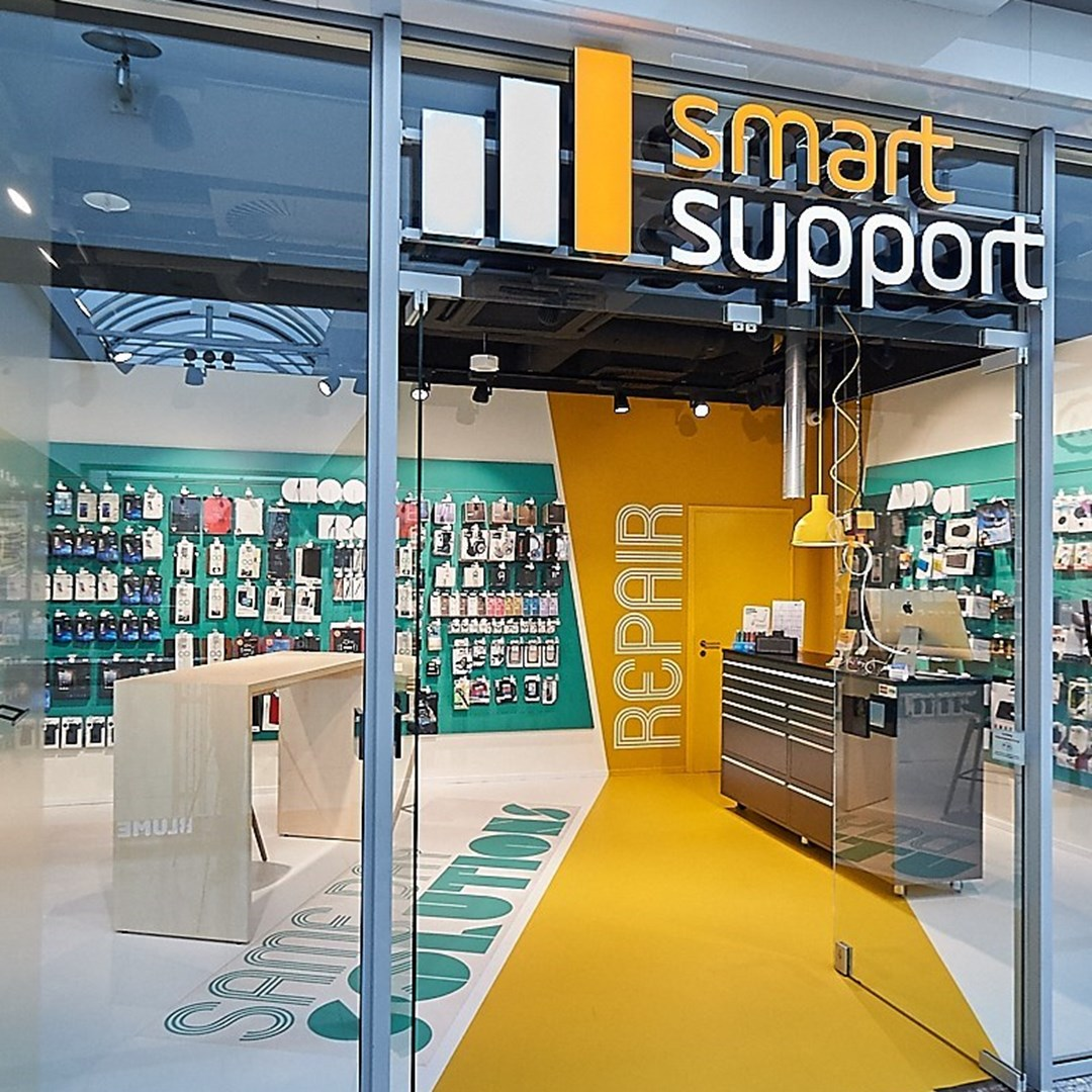 Smart Support retail store