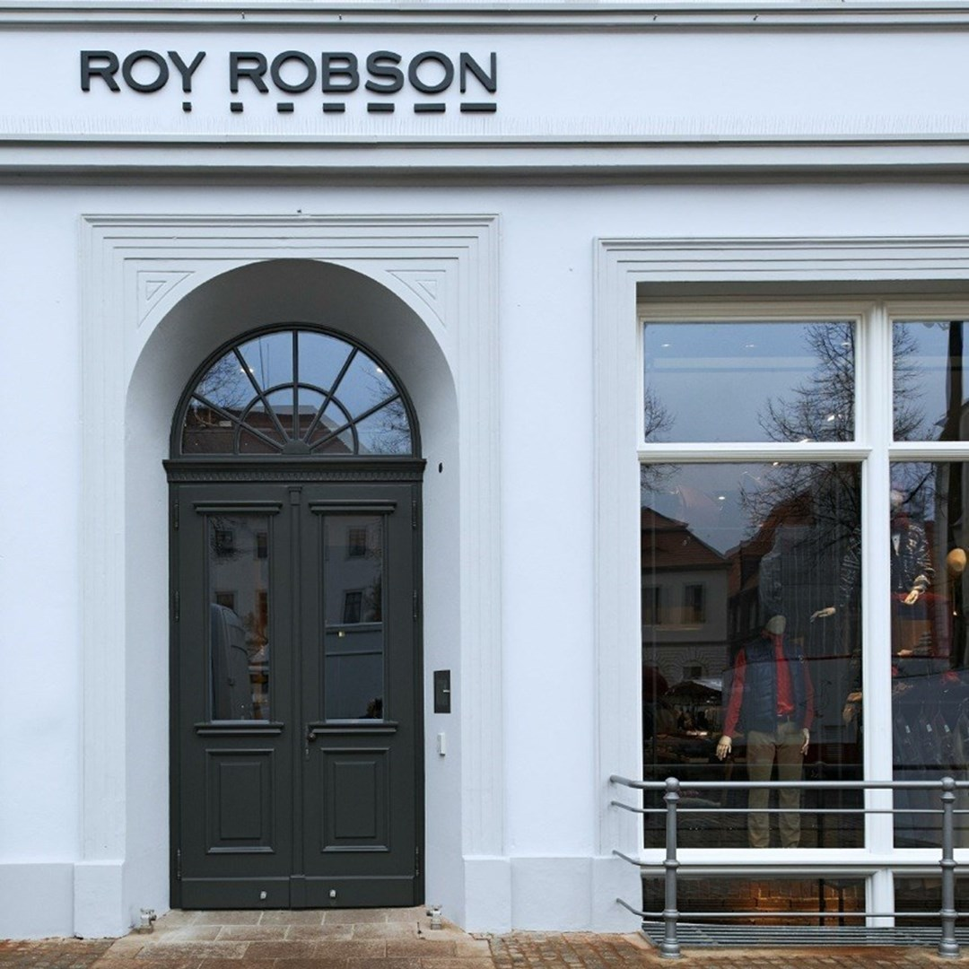 ROY ROBSON concept store
